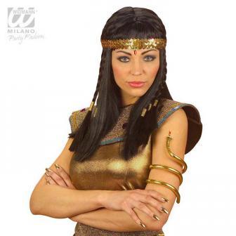 """Bracelet haut de bras égyptien """"Serpent"""""""