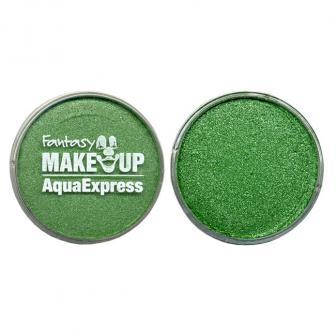 "Aqua Make-up ""Couleur nacrée"" 15 g - vert"