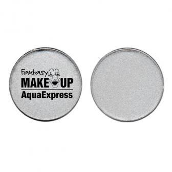 """Aqua Make-up """"Couleur nacrée"""" 15 g - argenté"""