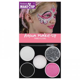 """Set de maquillage Aqua """"Princesse"""" 6 pcs"""