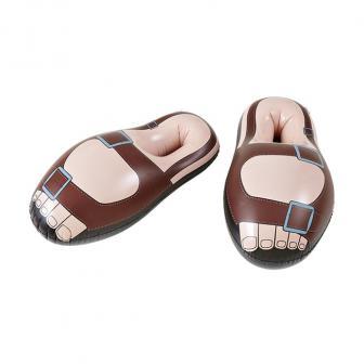 Grosses sandales gonflables 55 cm