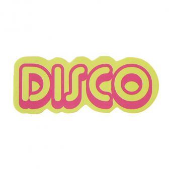 """50 autocollants """"Disco"""""""