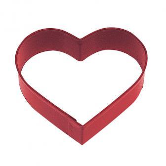"""Emporte-pièce """"Coeur romantique"""" 8 cm"""