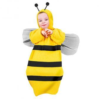 """Costume pour bébé """"Grenouillère abeille"""" 2 pcs."""