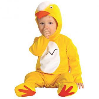 """Costume pour bébé """"Petit poussin"""" 2 pcs."""