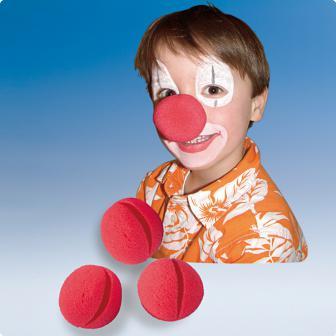 4 nez de clown