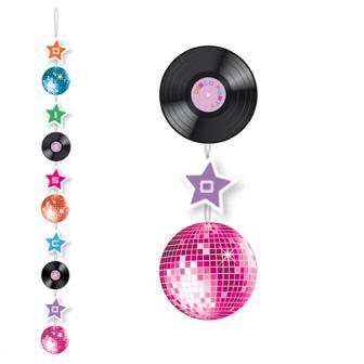 """Suspension """"Disco Stars"""" 185 cm"""