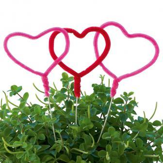 "Pics décoratifs ""Romantic Love"" 5 pcs"