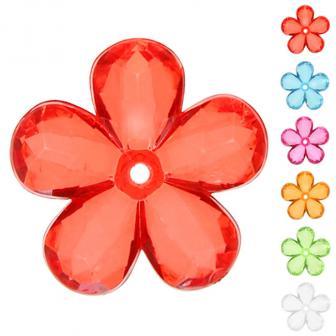 10 fleurs de cristal