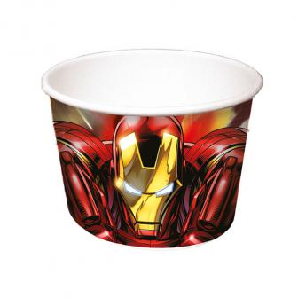 """8 coupelles à glace """"Avengers Assemble"""""""