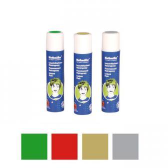 Laque fluo lavable pour cheveux 100 ml