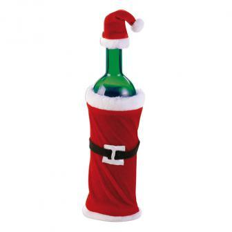 """Déco pour bouteille """"Noël"""" 2 pcs."""
