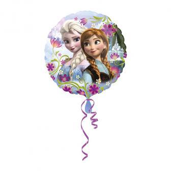 """Ballon en aluminium """"La Reine des neige"""" 43 cm"""