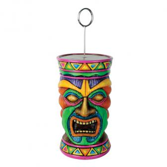 "Porte-photo ""Masque Tiki"" 15 x 6 cm"
