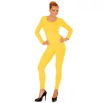 Combinaison intégrale jaune