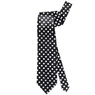 Cravate à pois