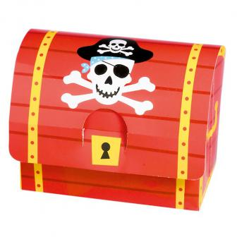 "Boîtes en carton ""Groupe de pirates"" 8 pcs."