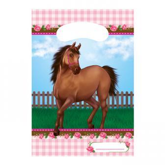 """6 pochettes surprises """"Adorable cheval"""""""