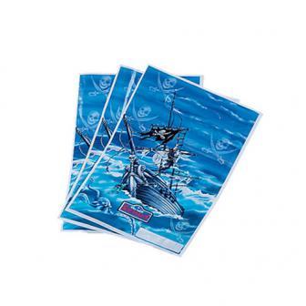 """8 pochettes surprises """"Pirates - la terreur des mers"""""""