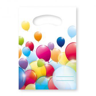 """6 pochettes surprises """"Au paradis des ballons"""""""