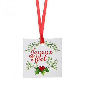 """12 étiquettes pour cadeau """"Joyeux Noël"""""""