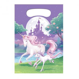 """8 pochettes surprises """"Belle licorne"""""""