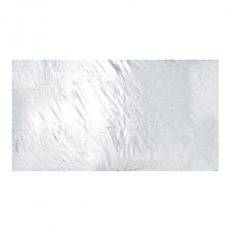Nappe brillante 145 x 250 cm - argenté