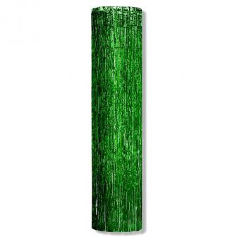 """Déco de plafond glamour """"Cheveux d'ange"""" 240 cm - vert"""