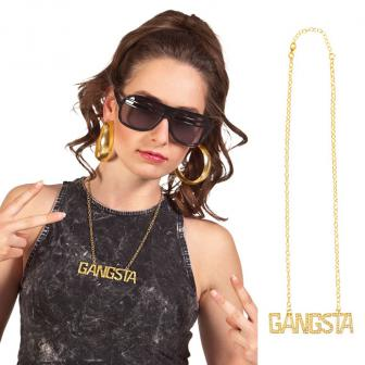 """Collier """"Gangsta"""""""
