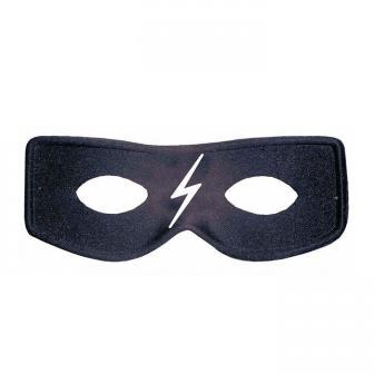"""Masque pour enfant """"Bandit noir"""""""