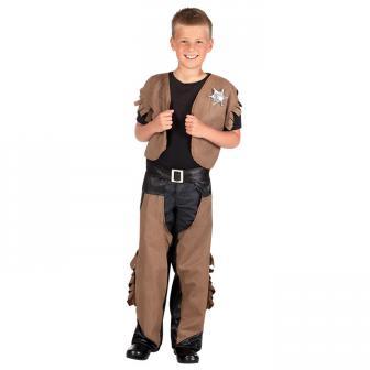 """Costume pour enfant """"Petit cowboy"""" 2 pcs."""