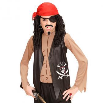 """Costume enfant """"Pirate courageux"""" 3-pcs 158."""