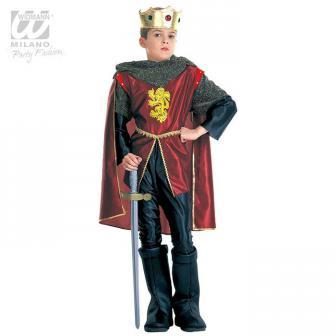 """Costume pour enfant """"Vaillant chevalier"""" 5 pcs."""