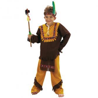 """Déguisement pour enfant """"Indien sauvage"""" 3 pcs"""