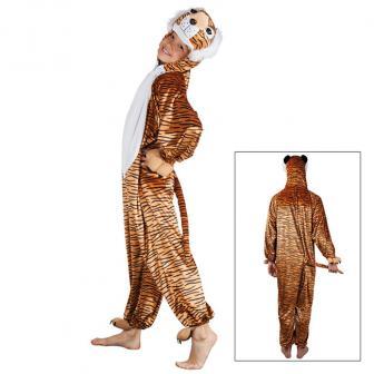 """Costume en peluche pour enfant """"Tigre"""""""
