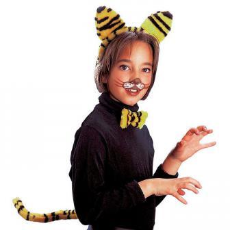 """Kit d'accessoires """"Tiger"""" 3 pcs."""