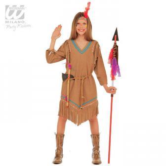 """Costume pour enfant """"Indienne"""" 3 pcs."""