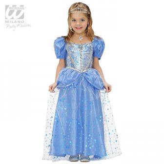 """Costume pour enfant """"Princesse bleue"""""""