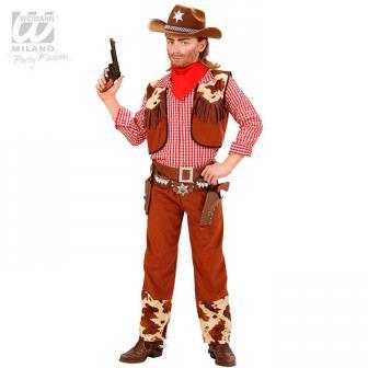 """Costume pour enfant """"Wild Cowboy"""" 5 pcs."""