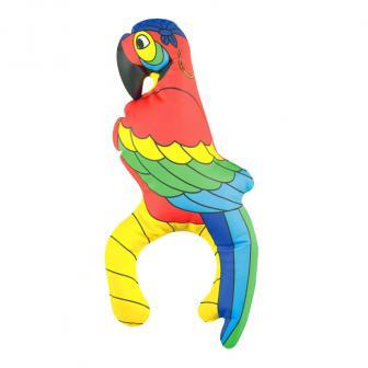 Petit perroquet gonflable 29 cm