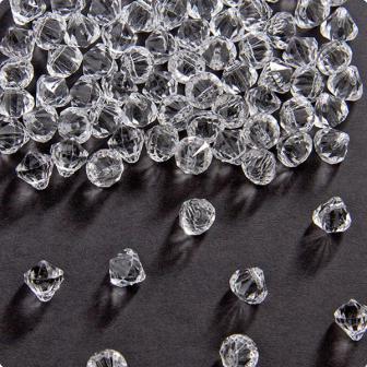 """Déco de table """"Diamant"""" 28 g"""