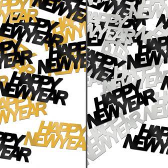 """Confettis """"Bonne année"""" 14 g"""