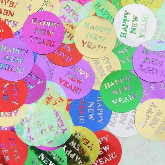 "Confettis ""Happy new year"" 14 g"