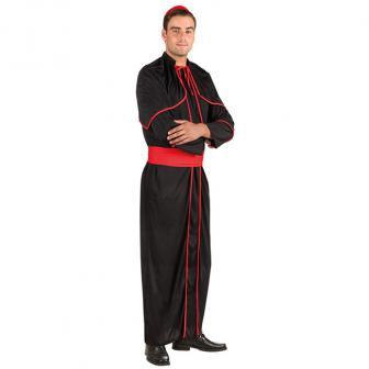 """Costume """"Cardinal"""" 4 pcs."""
