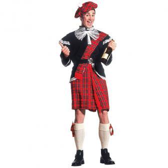 """Costume """"Écossais"""" 4 pcs."""