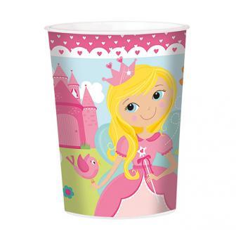 """Gobelet en plastique """"Douce princesse"""" 473 ml"""