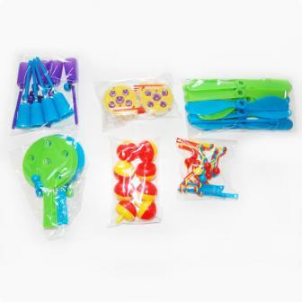 Set de jeux multicolore 48 pcs