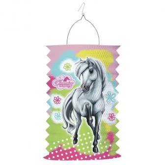 "Lanterne ""Charming Horses"" 28 cm"