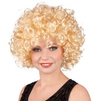 """Perruque de cheveux bouclés """"Super-Susi"""" - blond"""