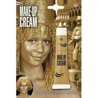 Maquillage métallique 28 ml - doré